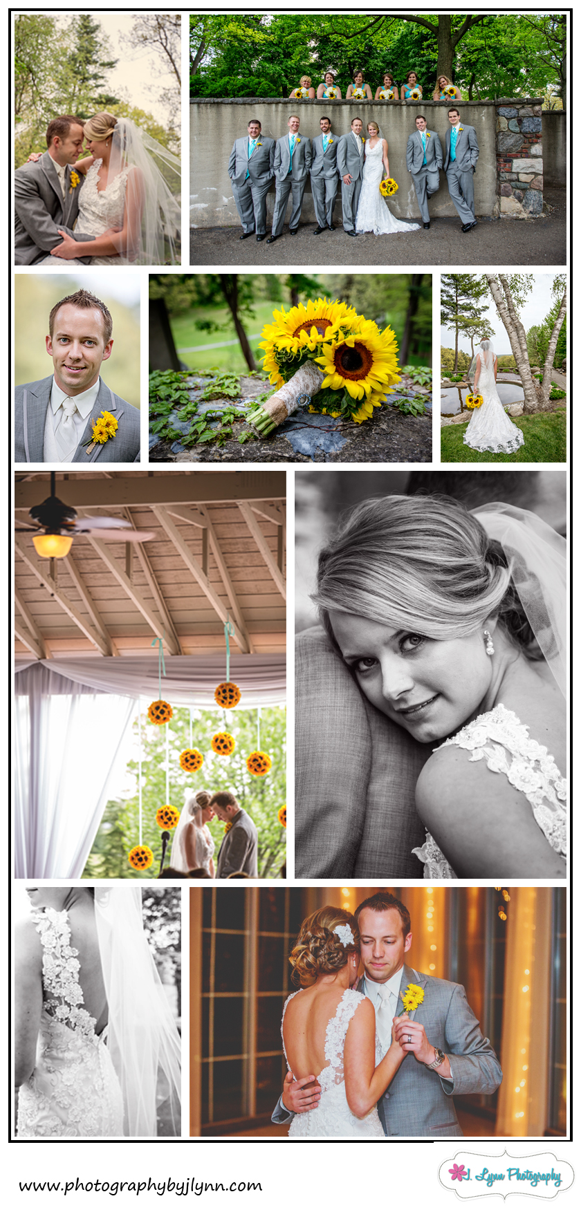 Wedding @ Pine Knob Carriage House